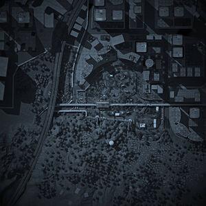 Battlefield 4 Lumphini Garden Overview