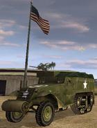 BF1942 M3 HALF-TRACK