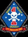 1st Recon Battalion