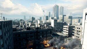 BF3 Iraq city