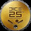 BF1 DICE 25th Anniversary Dog Tag