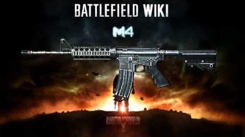 Battlefield 3 - M4 Sound