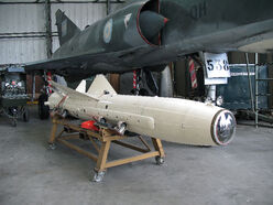 Martel TV-Guided Missile - Elvington - BB