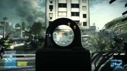 Battlefield 3 Sharqi Peninsula Gameplay Trailer