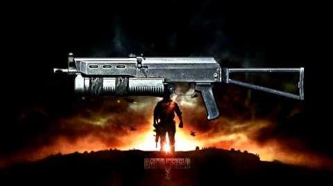 Battlefield 3 - PP-19 Sound
