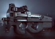 BF4 P90 model