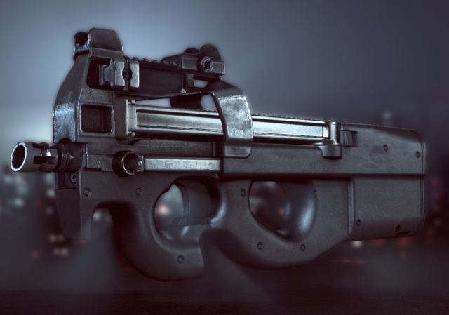 File:BF4 P90 model.png
