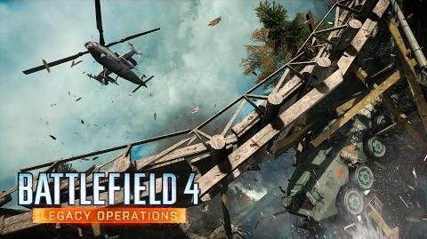 Battlefield 4 Legacy Operations Gameplay Playtesting