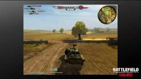 Battlefield Online - Gameplay Movie