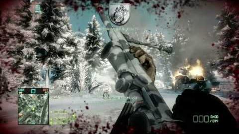 Battlefield Bad Company 2 Port Valdez Demo Gameplay