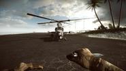 AH-1Z Viper front BF4