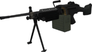 BF2 M249SAW Left