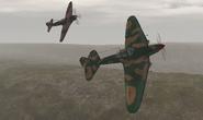 BF1942 SOVIET PLANES IL-2 YAK-9