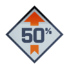 BF4 50 Boost Icon