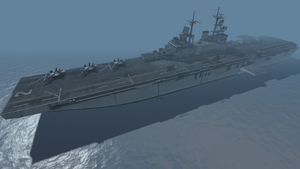 BF2SF USS Essex