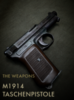 M1914 Taschenpistole Codex Entry