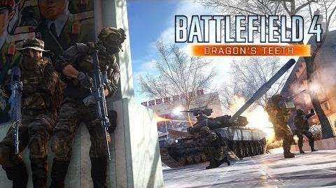 Battlefield 4: Dragon's Teeth Official Trailer