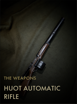 Huot Automatic Rifle Codex Entry