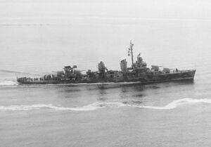 USS Fletcher 1942