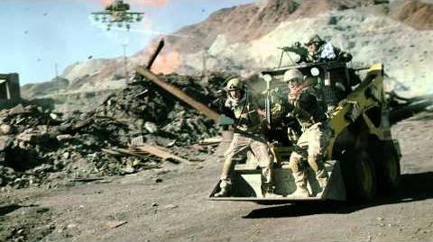 Battlefield 3 - FreddieW Commercial