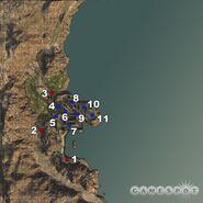 BF2 Sharqi Peninsula 64 Players Map Alpha Screenshot