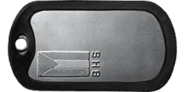 The Bahamas Dog Tag