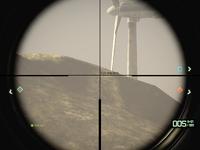 BFBC2 Bullet Drop 150m.png