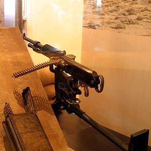 Hotchkiss M 1914, MDLA