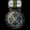 BF3 Maintenance Medal