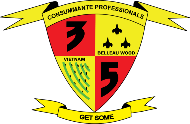 File:3rd Battalion 5th Marines Insignia.png