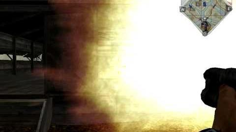 Battlefield Vietnam - Стрельба из Mossberg 500