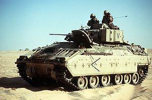 Gulf War M2A3