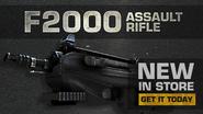 Battlefield Play4Free F2000 Promo