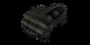 BFP4F Mortar Strike