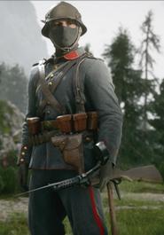 Austro-Hungarian Assault