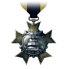 BF3 Helicopter Service Medal