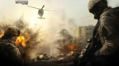 Battlefield Play4Free - Karkand Loading Theme