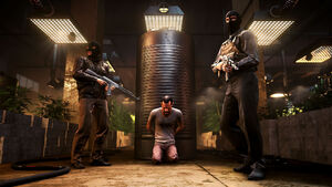 Battlefield Hardline 'Hostage' Screenshot