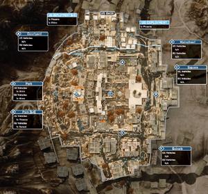 Aftermath Talah Market CQ 64 Map