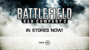 BFBC2 Launch Trailer Screenshot