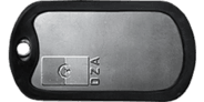 Algeria Dog Tag