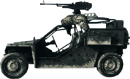 Battlefield 3 VDV Buggy Render
