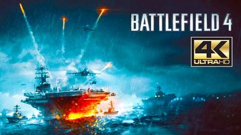 "Battlefield 4 PC ""Kunlun Mountains"" Cinematic Walkthrough 1080p 60FPS"
