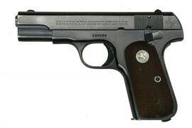 Colt Pocket Hammerless IRL