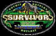 Survivor Gabon Official Logo