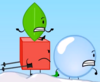 Squashy Grapes on their skiis