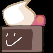 Cake wiki pose