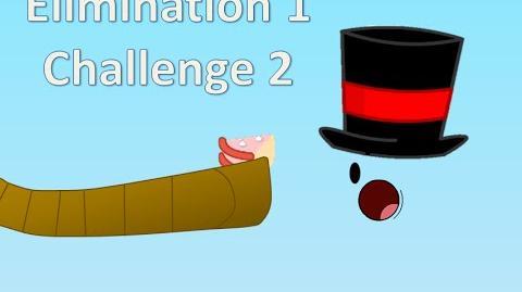 BFDI Camp S3 - Elimination 1 Challenge 2