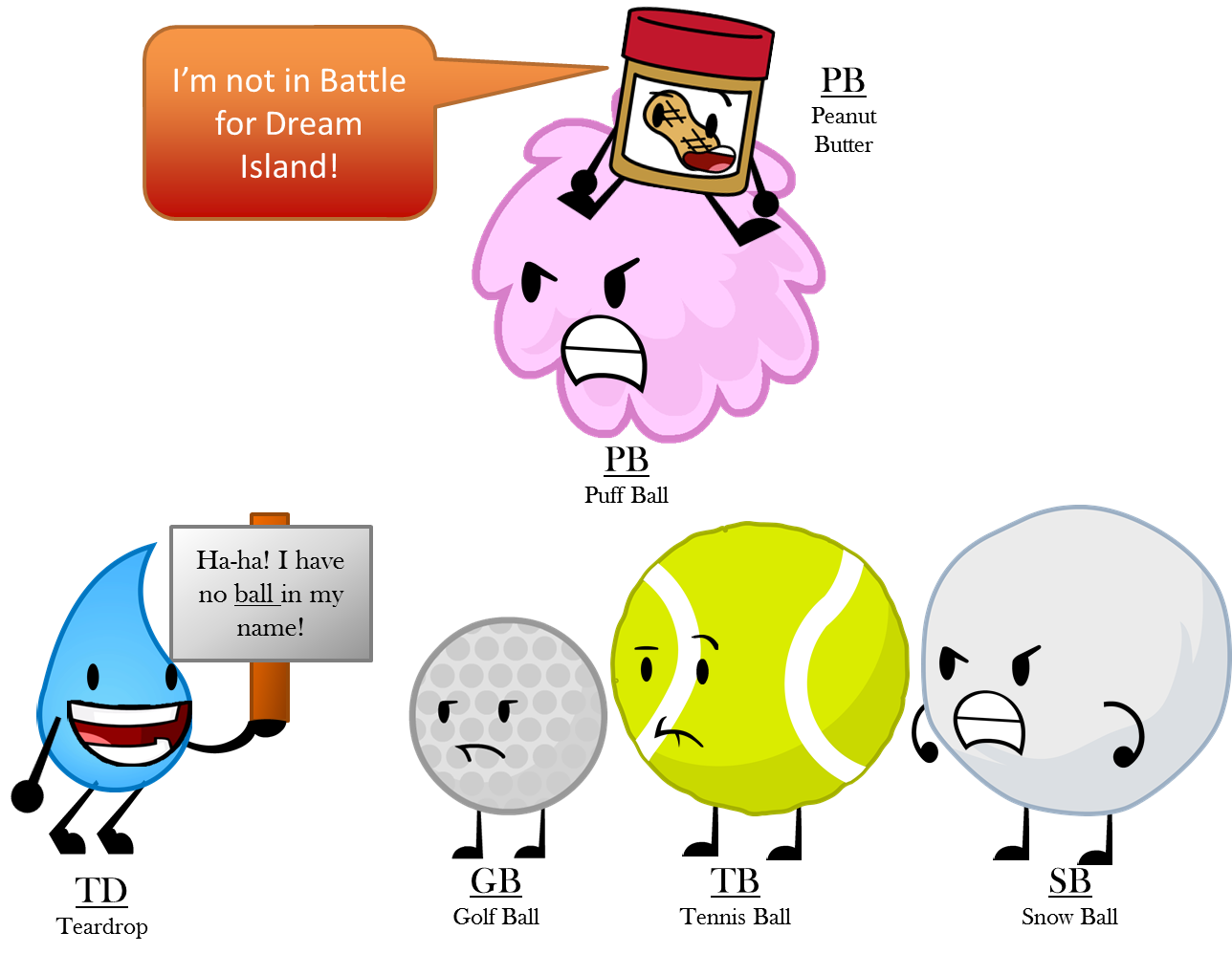 Image No Ball Png Battle For Dream Island Wiki