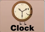 Clock mini